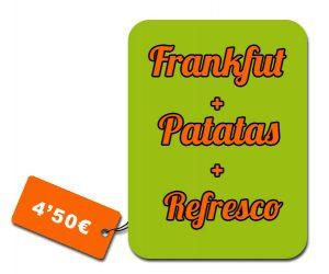 Oferta Frankfurts Vilaseca