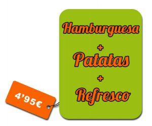 oferta Hamburguesas Vila-Seca