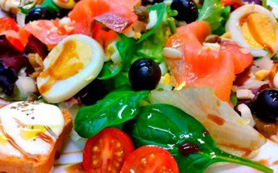 El gusto por la cocina mediterránea, en VilaSeca