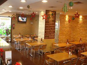 interior restaurante la poma vilaseca