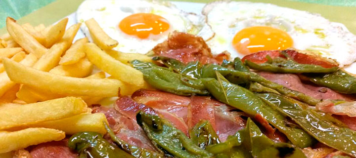 Restaurante Vilaseca Platos Combinados